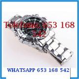 Ybi3rp reloj espia de acero full hd - foto