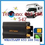 6UVckL Localizador GPS coches - foto