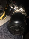 cámara NIKON F60 - foto