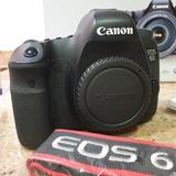 Canon 6D impecable - foto