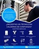 Reparación de CALDERAS, calentadores - foto