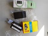 Batería y cargador - foto