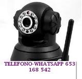 wyTePr camara ip seguridad - foto