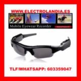 TBq  Gafas de Sol Camara Espia HD - foto