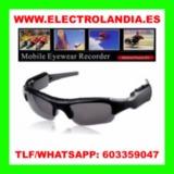 lY  Gafas de Sol Mini Camara Oculta HD - foto