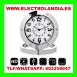 PX  Reloj Sobremesa Mini Camara Oculta H - foto