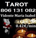 Tarot Vidente Maria Isabel 806 131 082 - foto