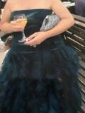 vestido de boda o fiesta - foto