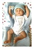 Bebé reborn modelo ADEL - foto