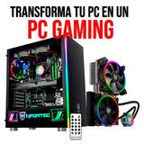 Transforma tu ordenador en un pc gaming - foto
