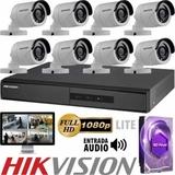 sistemas de vigilancia camaras seguridad - foto