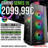 PC GAMING I7 9700K RTX 2080TI 16GB - foto