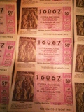 Vendo loteria - foto