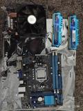 i7 2600, 8gb RAM, placa Asus y disipador - foto