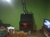 calefactora + instalación desde 2400 - foto