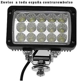 FOCO LED TRABAJO 45W RECTANGULAR - foto