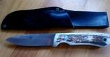Cuchillo esparcia - foto