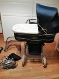 Cochecito y silla jane clásico completo - foto