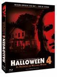 Halloween 4 ed. especial (bluray+dvd) - foto