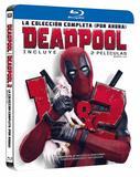 Steelbook Deadpool 1 y 2 (bluray) - foto