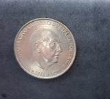moneda 100 pesetas Franco 1966 - foto