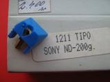 Aguja tocadisco 1211 tipo sony nd-20g - foto