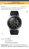 Samsung galaxy wach 46mm impecable - foto