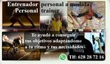Personal trainer - Entrenador personal - foto