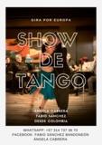 Show de Bailarines de Tango - foto