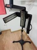 lámparas infrarrojos - foto