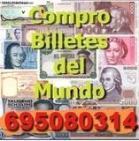 Compro Billetes de España y Fuera Pregun - foto