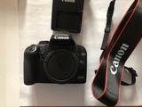 cámara Canon EOS 1000D para piezas - foto