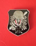 Escudo Ejército Alemania Guerra Mundial - foto