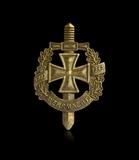 Insignia Wehrmacht Guerra Mundial - foto