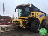 NEW HOLLAND CX8060 - foto
