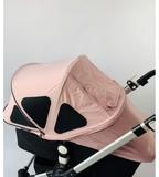 Capota rosa extensible ventilada bugaboo - foto