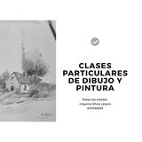 CLASES PARTICULARES DE DIBUJO Y PINTURA - foto