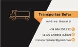 TRANSPORTISTA PORTE CADIZ-VALENCIA - foto