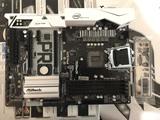 Placa base asrock h270 pro 4 socket 1151 - foto