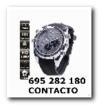 Reloj camara Espia 1080p agci - foto