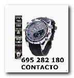 Reloj camara Espia 1080p atia - foto