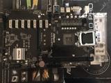 Asrock h110 pro btc+ socket 1151 - foto