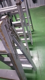 Escalera  de madera - foto