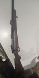 rifle calibre 458. - foto