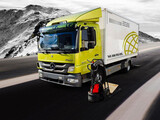 Autonomo furgon carrozado - foto