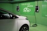Gargadores electricos de coches - foto