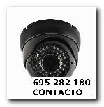 Camara para vigilancia continua aucd - foto
