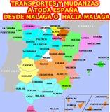 Transportes desde mÁlaga a toda espaÑa - foto