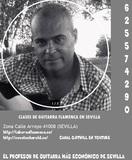 PROFESOR GUITARRA FLAMENCA ECONOMICO - foto
