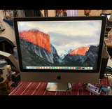 """Rebajado Imac apple 24"""" - foto"""